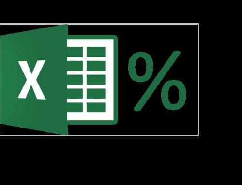 Prozentberechungen mit Excel 365/2019
