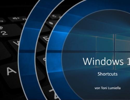 Windows 10 (Version 1903) – Die besten 20 Tastenkombinationen für Anwender